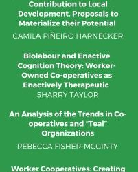 """Democratic Management: An Analysis of the Trends in Co-operatives and """"Teal"""" Organizations"""