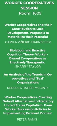 "Democratic Management: An Analysis of the Trends in Co-operatives and ""Teal"" Organizations"